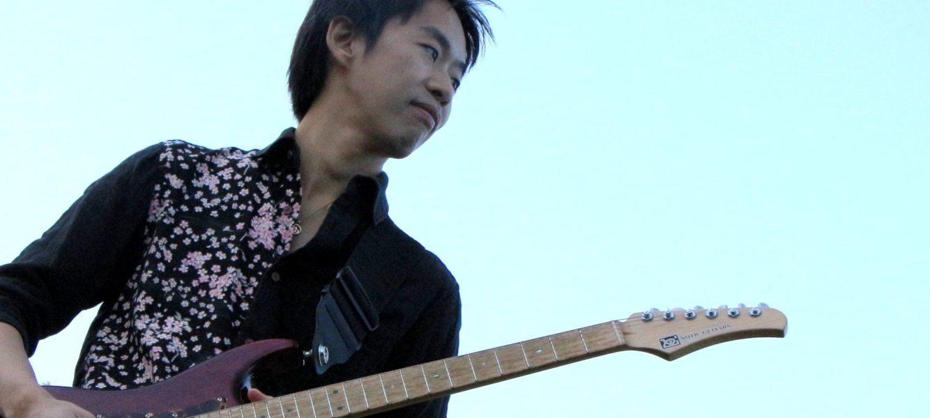 ギタリスト作曲家田中薫